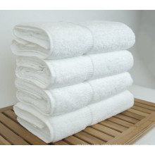 China supplier Cotton 4-Piece Towel Set, White