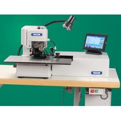 Geautomatiseerde kettingsteek imitatiekoker knoopsgatmachine