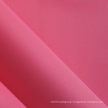 Nylon-Like Vertical Twill PVC Polyester Fabric