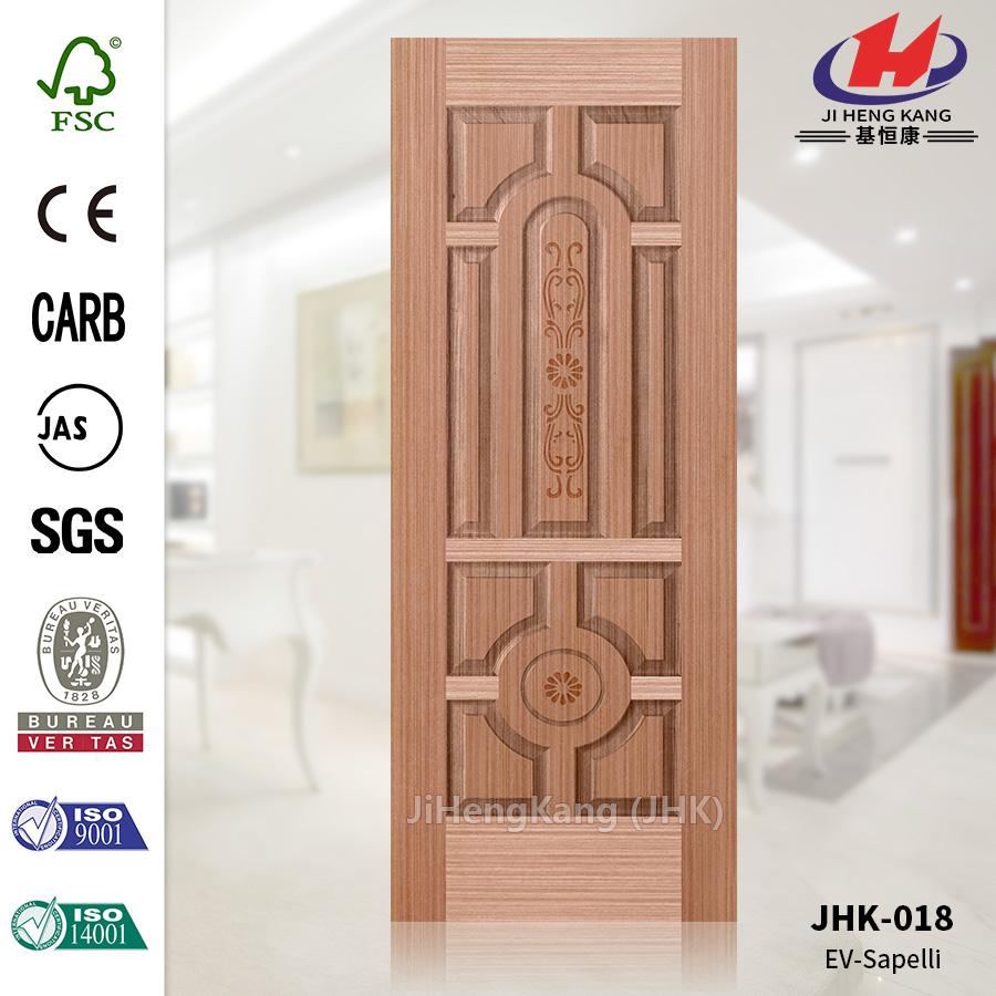 Sapelli Veneer Uncommon Door Panel