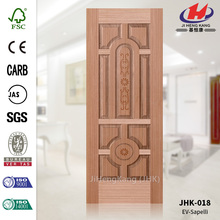 Sapelli Veneer Uncommon Door Panel