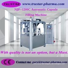 NJP-800 Pharmazeutische Maschine / automatische Kapsel Abfüllmaschine