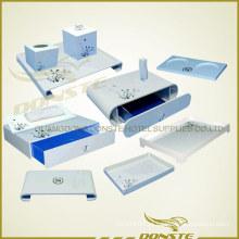 Produtos de acrílico Imitation Porcelain Series for Hotel