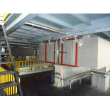 Quenching Chamber for Nonwoven Production Line, Spinning Box