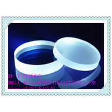 Uvfs & CaF2 Plano Convex Lense