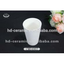 Copo de chá de cerâmica sem alça, copo pequeno não identificador, copo de café, copo de chá por atacado