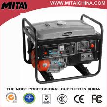 5kw-200A tragbare Benzin angetriebene Schweißen Generator Maschine