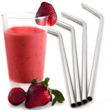 Hot Sale Stainless Steel Straw With Cleaner