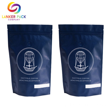Custom Coffee Packaging Väskor Med Valve