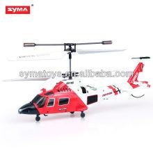 SYMA S111G 3.5 canales de plástico rc helicóptero de juguete Guardia
