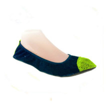 Мягкие женские балетные туфли блестящие туфли для танцев