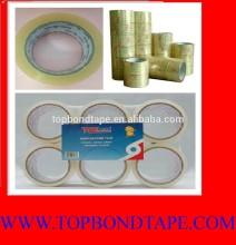 Acrylic adhesive coating machine for packing tape