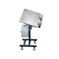 Machine de soudure par points de position de PVC de carte à puce