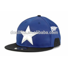 Дешевая цена заказной логотип и дизайн Snapback Cap