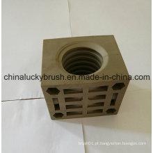 Amarelo Peek Material Nuts para Monforts Stenter Machine (YY-638)