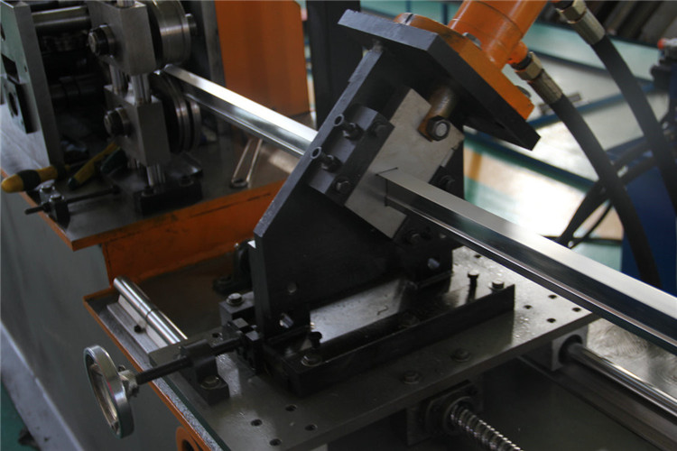 Ceiling T Bar Frame Making Machine Ceiling Grid Production Line