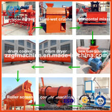 Organic Fertilizer Production Line for Sale