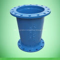 Double flanged and socket taper Reducer