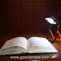 عالية الكفاءة مرنة بقيادة مصباح القراءة الشمسية الخفيفة