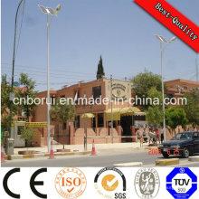 Luz de calle solar de 60W LED para la luz solar al aire libre Luz de calle solar de la eficacia alta LED
