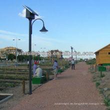 Gute Qualität CE solar LED-Straßenlaterne für äußere Beleuchtung