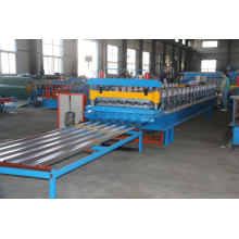 Panel atap membuat mesin Roll Forming