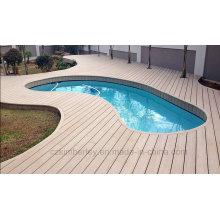 Produits les plus populaires WPC Composite Decking / Laminate Solid Wood Flooring