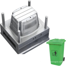 mouldings supplier design custom new molds garbage can mold plastic injection mould