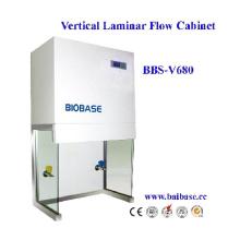 Gabinete de flujo laminar vertical Bsc-V680