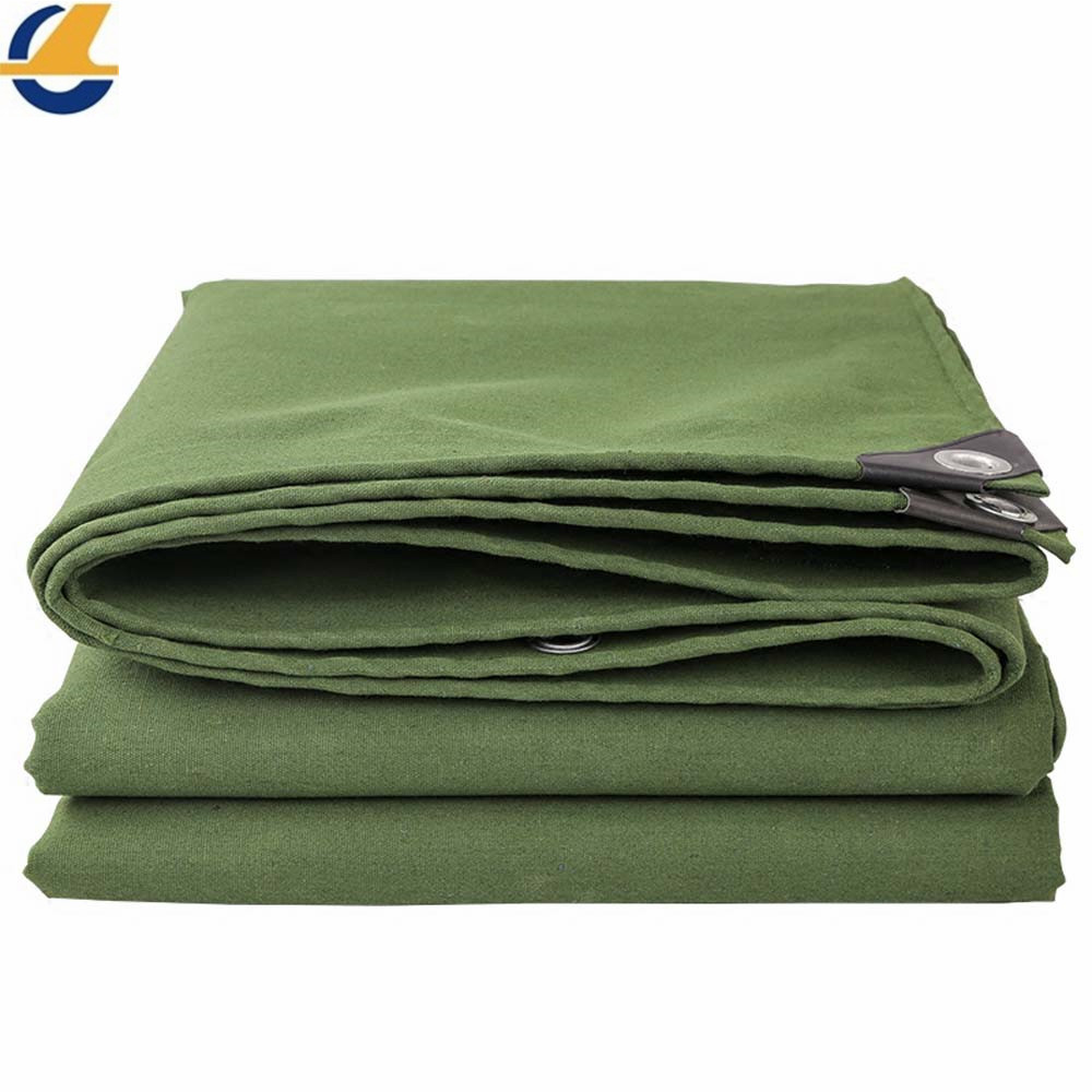 Polyester Canvas heavy Tarps