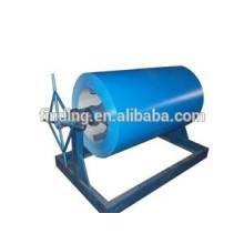 China 5 toneladas manual desbobinador/uncoiler para máquina mini