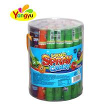 4 flavors spray candy popular for children kawaii cute