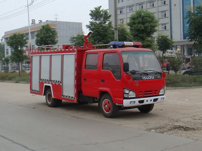 Fire Truck Fire Engine 22