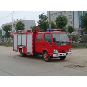 New+ISUZU+tanker+pumper+fire+trucks+for+sale