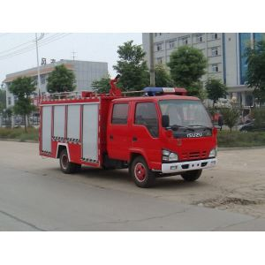New ISUZU tanker pumper fire trucks for sale
