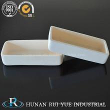 Creusets en céramique alumine de haute qualité et concurrentielle bouton prix