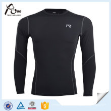 Weiches Gefühl Männer Training Gym Wear Fitted Compression Wear