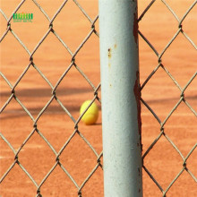 Small hole chain link fence