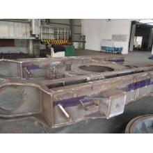 Heavy Steel Welding Metal Fabrication For Port / Harbor Log