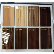 Placa UV da grão de madeira Lcc Iluv08