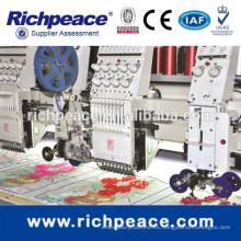 Richpeace mezclado bobina máquina con lentejuelas dispositivo