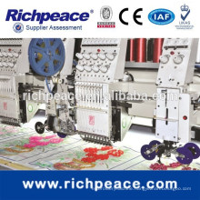 richpeace mixed coiling machine with sequin device