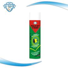 Venta al por mayor 400-750ml poderoso insecticida en aerosol