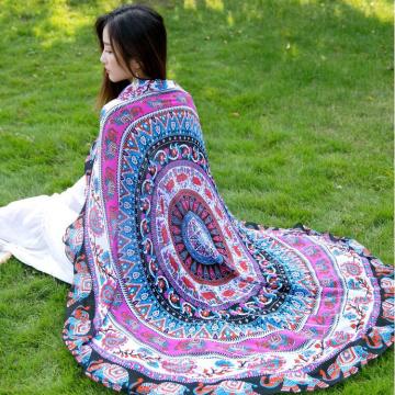 Imprima sua própria venda de toalhas de praia de algodão turco