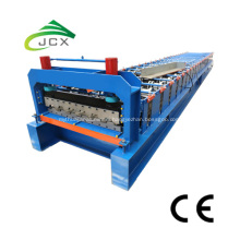 Roof sheets making machine