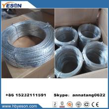 Alta resistencia a la tracción 7 hilos cable de alambre galvanizado multistrand