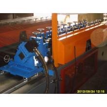 C Profil Mildstahl Umformmaschine