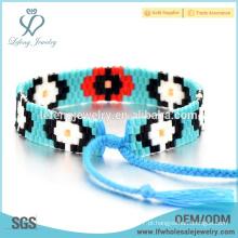 Novo design boêmio cigana jóias boêmio cigana pulseira diy