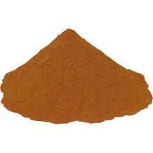 Antike Kupferpulverlackfarbe