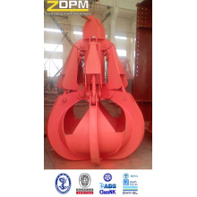 Hydraulic Orangel Peel Excavator Grab for Cargo Lifting
